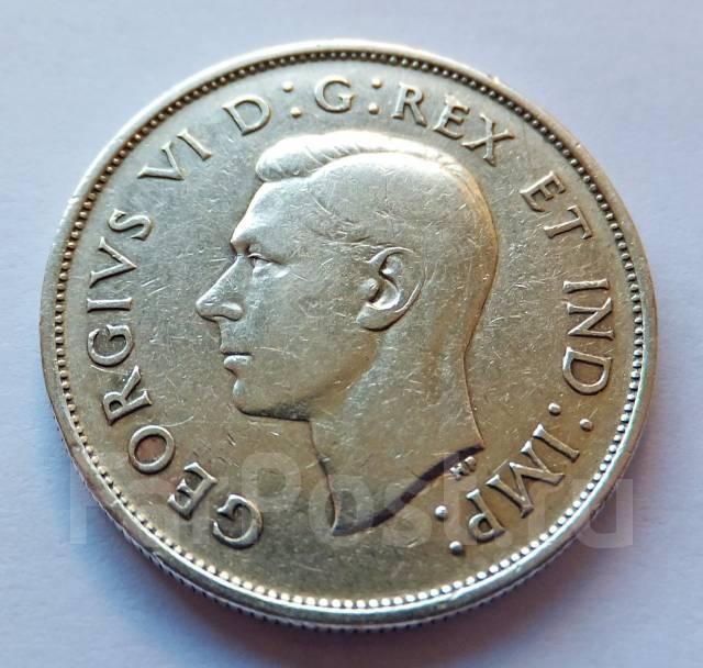 Канада 50 центов 1940 Georg VI Серебро