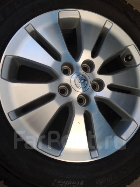 Toyota. 7.0x17, 5x114.30, ET45, ЦО 60,0мм. Под заказ