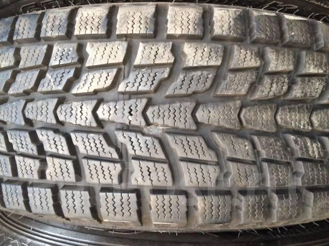 Dunlop Grandtrek SJ6. Зимние, без шипов, 2008 год, износ: 10%, 4 шт. Под заказ