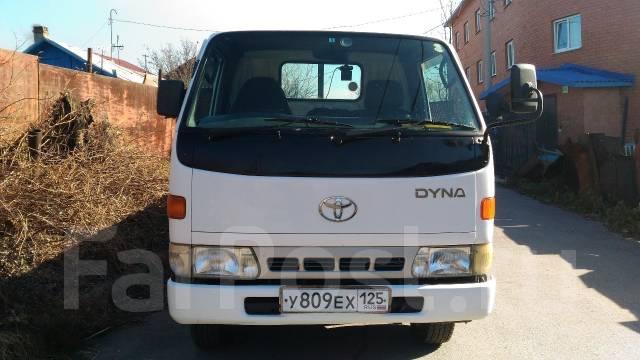 Toyota Dyna. Продам грузовик, 2 000 куб. см., 1 500 кг.