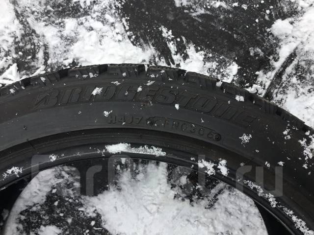 Bridgestone Blizzak Revo1. Зимние, без шипов, 2006 год, износ: 10%, 2 шт. Под заказ