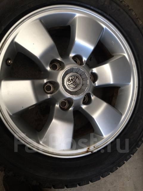 Toyota. 7.0x16, 6x139.70, ET30, ЦО 111,0мм. Под заказ