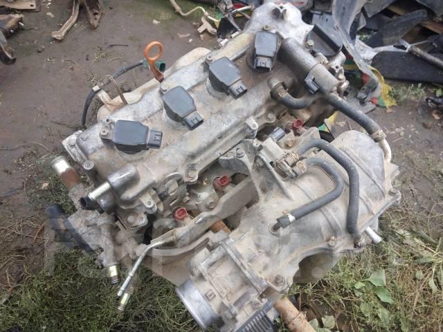 Двигатель. Nissan Almera, N16 Двигатель QG15DE