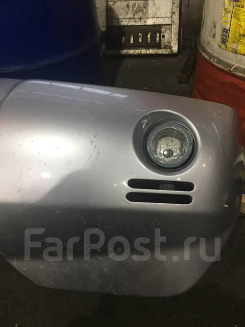 Бампер. Mitsubishi Pajero, V63W, V73W, V60, V65W, V75W, V78W, V77W, V68W