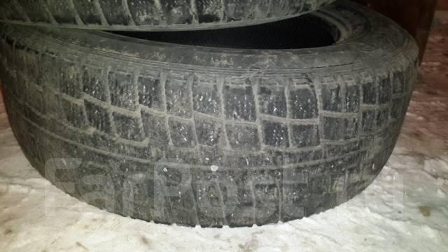 Goodyear Ice Navi. Зимние, без шипов, износ: 30%, 2 шт