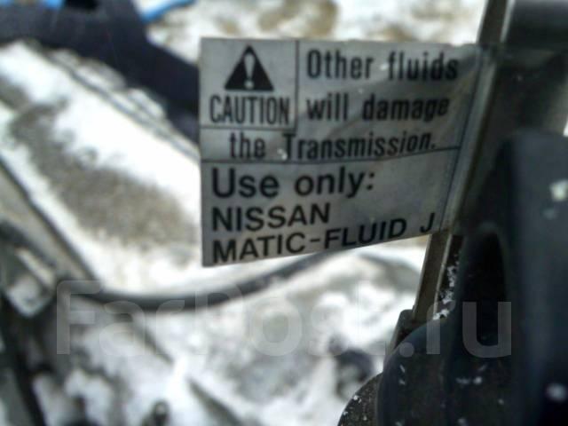 Автоматическая коробка переключения передач. Nissan Skyline, NV35 Двигатели: VQ25DD, VQ25HR