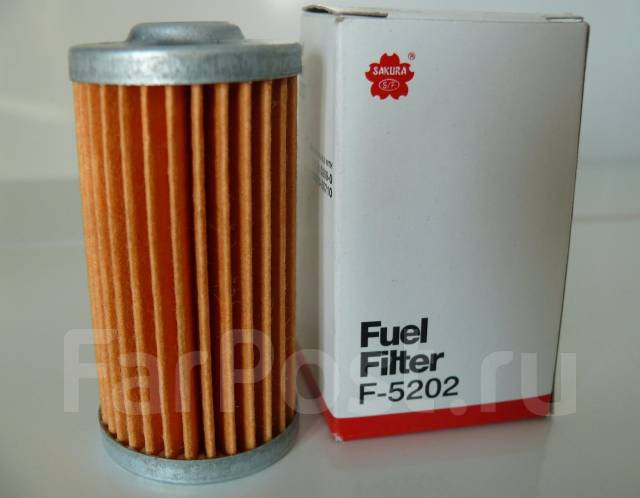 Фильтр топливный. Yanmar Komatsu Mitsubishi Hitachi Isuzu
