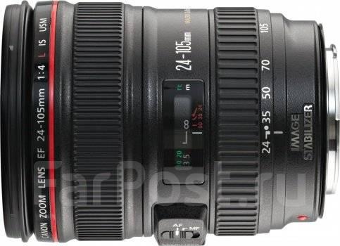Фотообъектив Canon EF24-105 F/4LIS USM