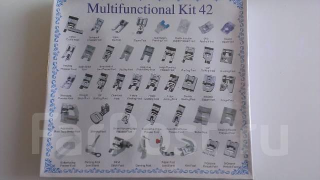 Лапки для швейных машин.