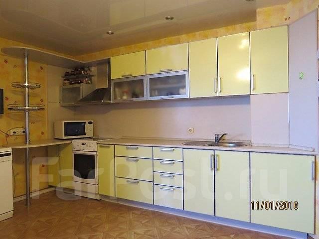 4-комнатная, улица Военное Шоссе 28. Некрасовская, 110 кв.м. Кухня