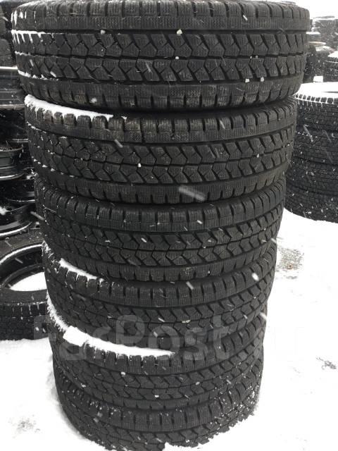 Bridgestone. Зимние, без шипов, 2015 год, износ: 5%, 6 шт