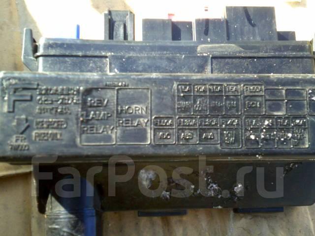 Блок предохранителей. Nissan Skyline, NV35 Двигатели: VQ25DD, VQ25HR
