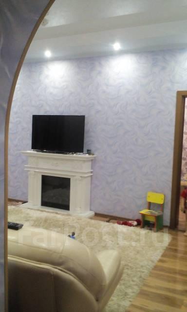 3-комнатная, шоссе Владивостокское 24а. Сахпоселок г. Уссурийск, частное лицо, 76 кв.м. Интерьер