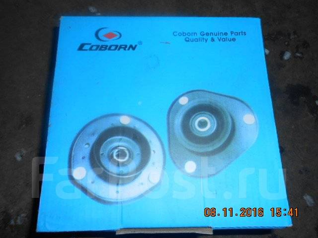 Опора амортизатора. Toyota: Tercel, Corsa, Cynos, Corolla II, Paseo, Corolla 2, Soluna