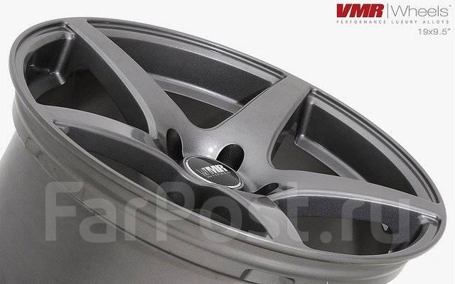 VMR V705 19x8,5 ET35 19x9,5 ET33 5x120 Gunmetal (F10, F30, E90). 8.5/9.5x19, 5x120.00, ET35/33, ЦО 72,6мм.
