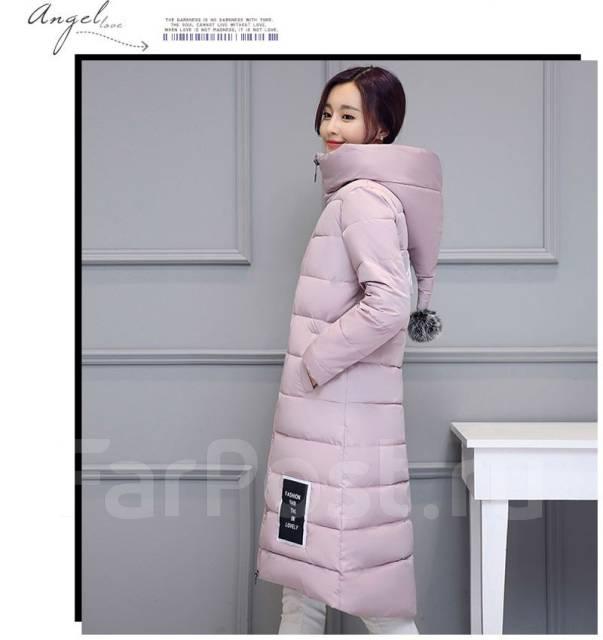 Пальто-пуховики. 44, 46
