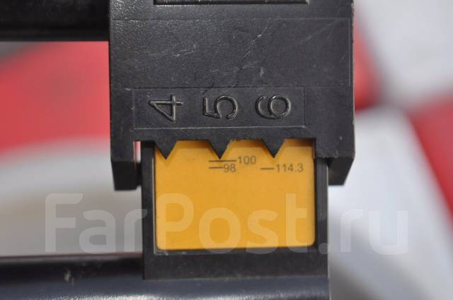 Borbet. 7.0x16, 5x100.00, ET38