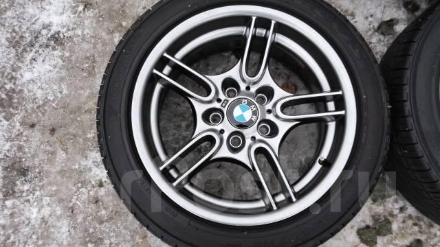 BMW. 8.0x17, 5x120.00, ET20, ЦО 74,1мм.