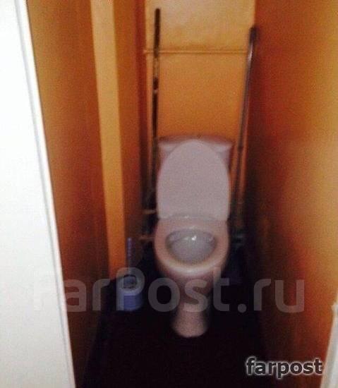 1-комнатная, улица Нерчинская 23. Центр, частное лицо, 32 кв.м. Сан. узел