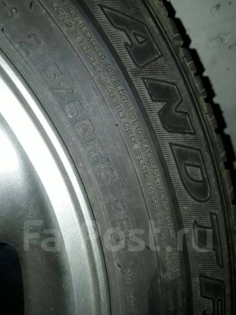 Колеса R16 subaru. x16 5x100.00