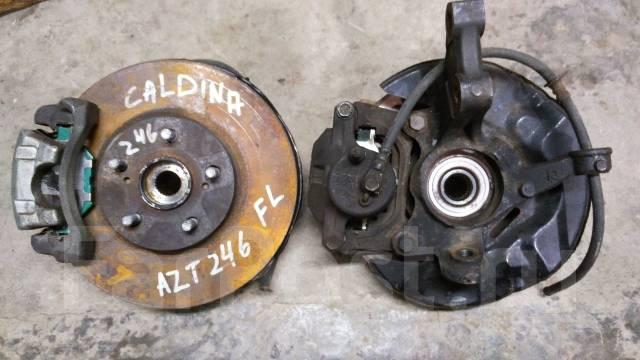 Ступица. Toyota Caldina, AZT246, AZT246W Двигатель 1AZFSE