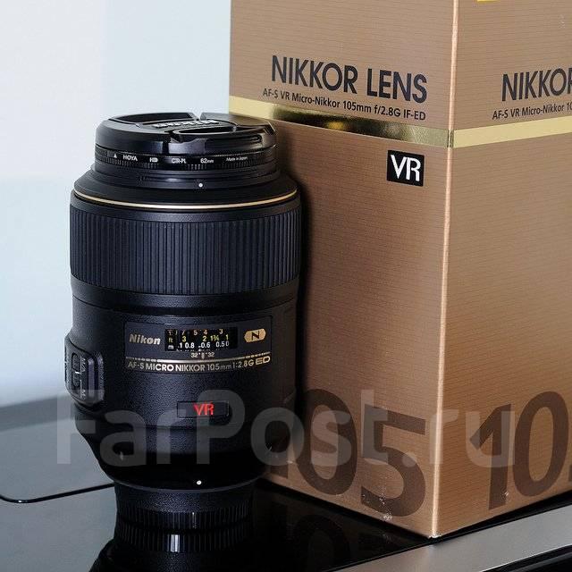 Nikkor 105 2.8 vr. Для Nikon