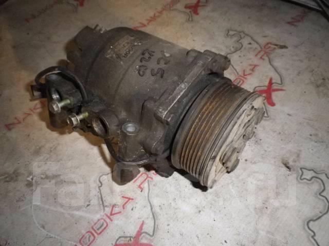 Компрессор кондиционера. Honda Integra, DC5, LA-DC5, ABA-DC5 Двигатель K20A