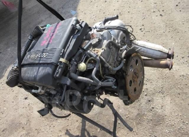 Двигатель. Toyota Mark II, GX110 Двигатель 1GFE