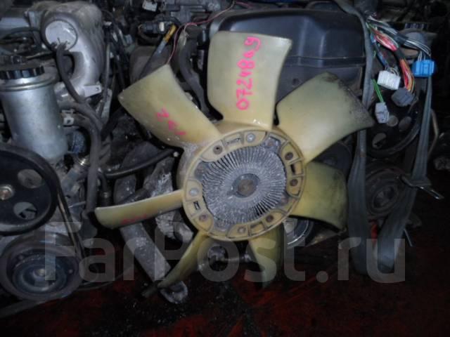 Двигатель. Toyota Mark II, JZX105 Двигатель 1JZGE