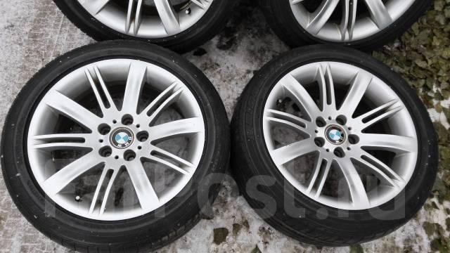 BMW. 8.0/9.0x18, 5x120.00, ET14/18, ЦО 72,6мм.