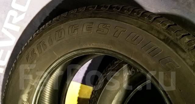 Bridgestone Dueler H/T 684II. Летние, 2012 год, износ: 40%, 4 шт