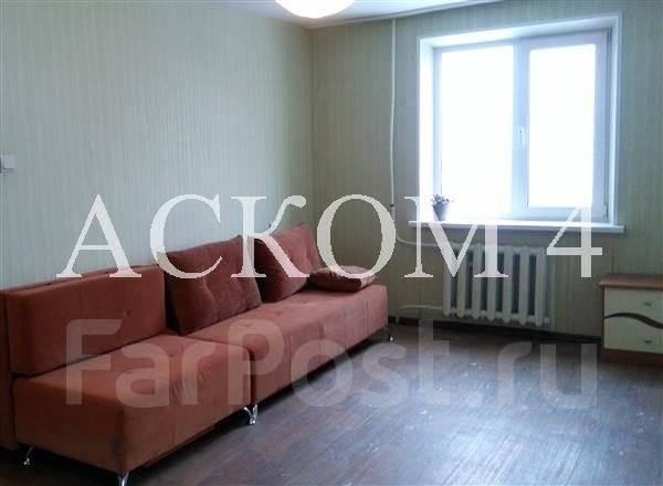 1-комнатная, улица Часовитина 7. Борисенко, агентство, 34 кв.м. Комната