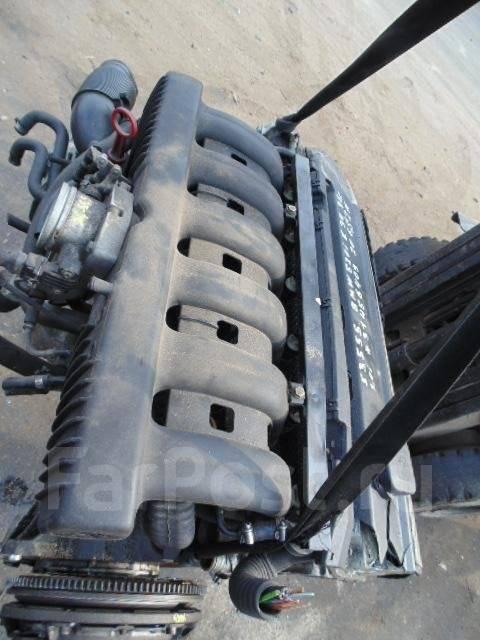 Контрактный (б у) двигатель BMW 520i E34 206S2 (M20B20) 2,0 л инжектор. BMW 5-Series, E34. Под заказ