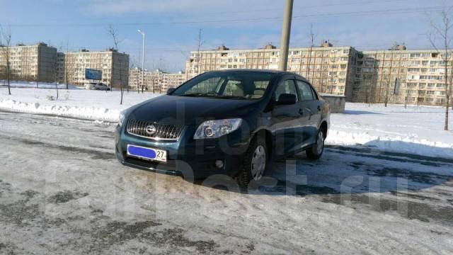 Аренда Toyota Corolla Axio, 2008 год
