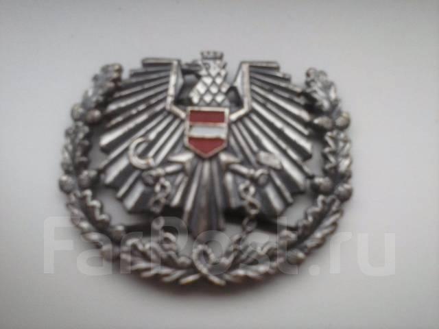 Кокарда унтерофицера австрии