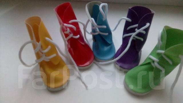 Обувь для кукол и игрушек