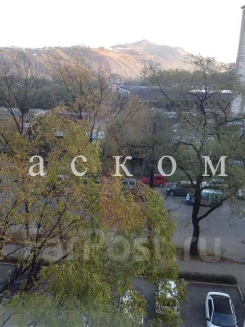 1-комнатная, проспект Народный 43/1. Некрасовская, агентство, 21 кв.м. Вид из окна днём