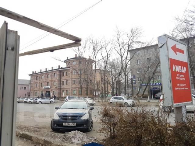 Сдаются помещения от собственника от 200 руб. м. кв. Улица Кирова 7/1, р-н Рынок, 92 кв.м., цена указана за квадратный метр в месяц. Вид из окна