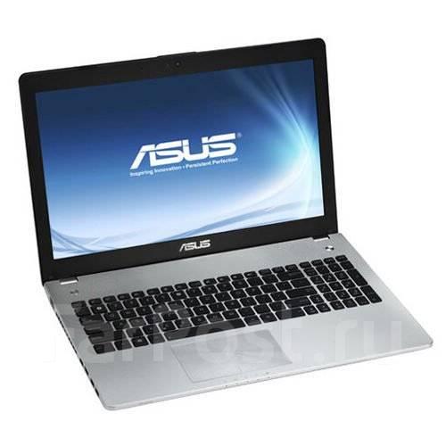 """Asus N56VB-S4122H. 17.3"""", 2,6ГГц, ОЗУ 8192 МБ и больше, диск 750 Гб, WiFi, Bluetooth, аккумулятор на 1 ч."""