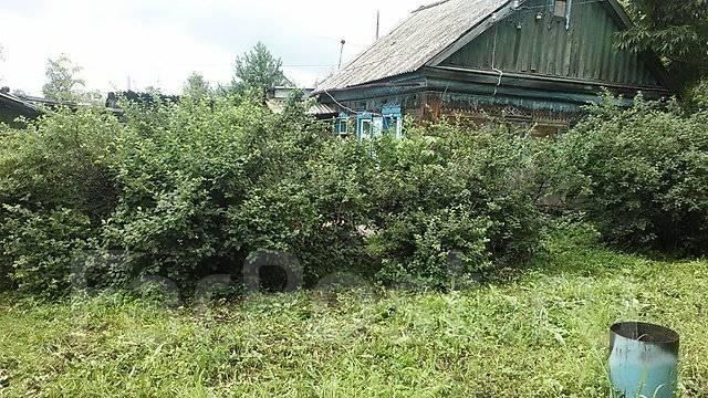 Продам участок 800 кв м. с домом в центре города в Хабаровске. 837 кв.м., собственность, электричество, вода, от агентства недвижимости (посредник)