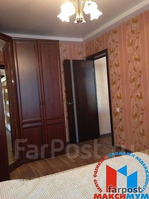 2-комнатная, улица Некрасовская 96. Некрасовская, проверенное агентство, 45 кв.м.