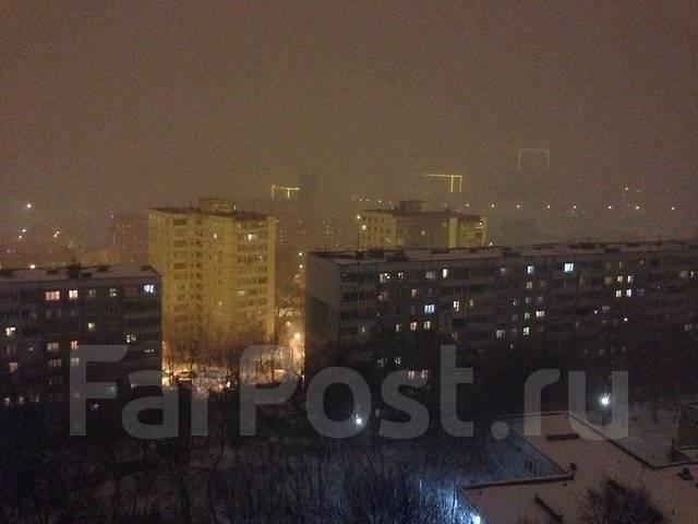 1-комнатная, проспект Красного Знамени 75. Некрасовская, агентство, 32 кв.м. Вид из окна днём