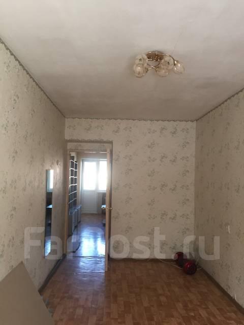 2-комнатная, улица Башидзе 10. Первая речка, агентство, 43 кв.м. Вторая фотография комнаты