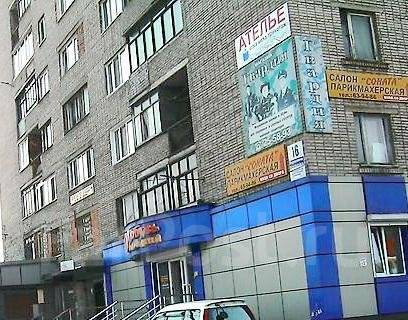Комната, улица Борисенко 16. Борисенко, агентство, 22 кв.м. Дом снаружи
