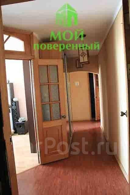 3-комнатная, улица Кирова 15а. Вторая речка, агентство, 72 кв.м. Прихожая