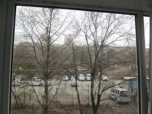 Комната, улица Борисенко 16. Борисенко, агентство, 22 кв.м. Вид из окна днём