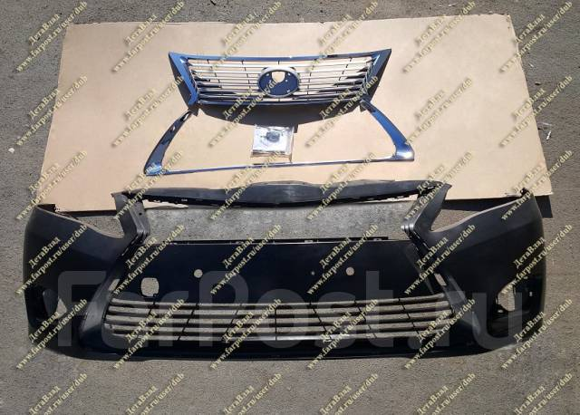 Решетка бамперная. Toyota Camry, ACV40, ASV40, AHV40, ACV45, GSV40