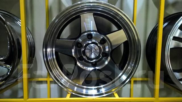 Диски литые. 8.0x16, 6x139.70, ET0, ЦО 110,0мм.