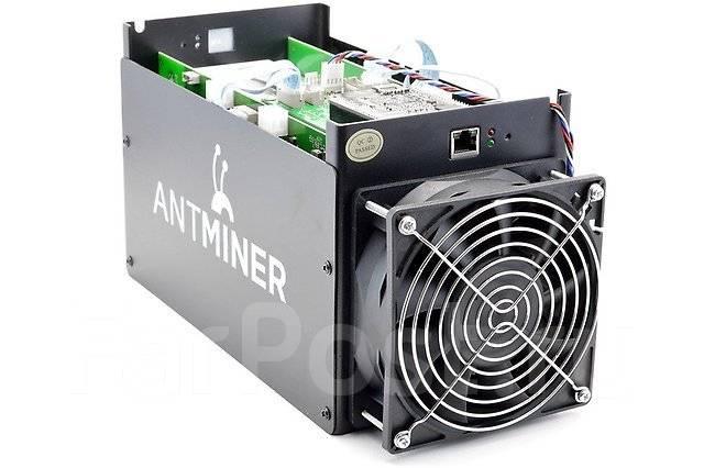 Bitminer SHA-256