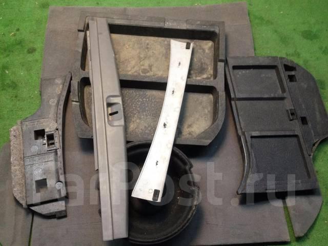 Обшивка багажника. Subaru Legacy, BHC, BH5, BHE, BH9 Двигатели: EJ206, EJ208, EJ254, EJ201, EJ202, EZ30D, EJ204